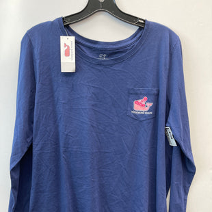 Primary Photo - BRAND: VINEYARD VINES STYLE: TOP LONG SLEEVE COLOR: NAVY SIZE: L SKU: 200-200178-27467
