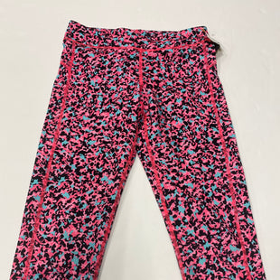 Primary Photo - BRAND: UNDER ARMOUR STYLE: ATHLETIC CAPRIS COLOR: PINK SIZE: S SKU: 200-200178-20195