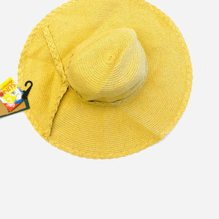Primary Photo - BRAND:    CLOTHES MENTOR STYLE: HAT COLOR: STRAW OTHER INFO: D&Y - SKU: 200-200204-1338