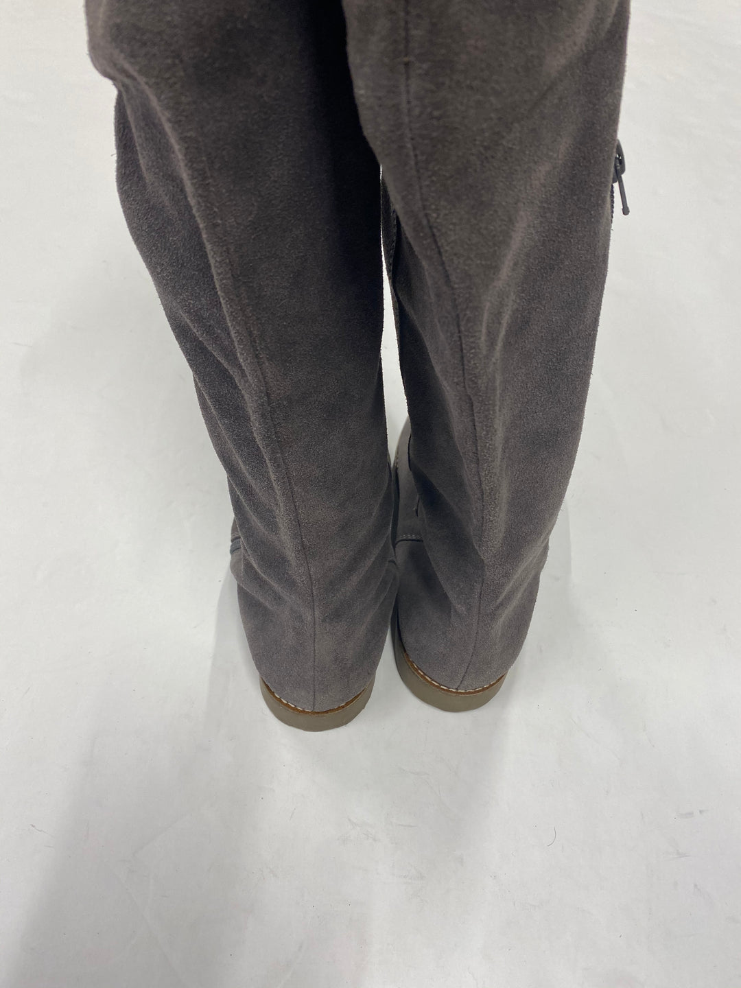 Photo #3 - BRAND: CORSO COSMO <BR>STYLE: BOOTS KNEE <BR>COLOR: GREY <BR>SIZE: 8.5 <BR>SKU: 200-20012-8892