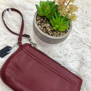 Primary Photo - BRAND: COACH STYLE: WALLET COLOR: BROWN SIZE: LARGE SKU: 200-200199-18825