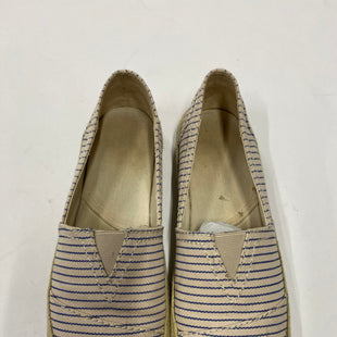 Primary Photo - BRAND: NINE WEST STYLE: SHOES FLATS COLOR: STRIPED SIZE: 8.5 SKU: 200-200201-260