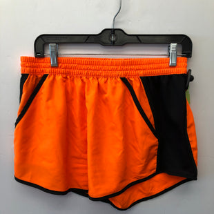 Primary Photo - BRAND: ZONE PRO STYLE: ATHLETIC SHORTS COLOR: ORANGE SIZE: L SKU: 200-200199-19608