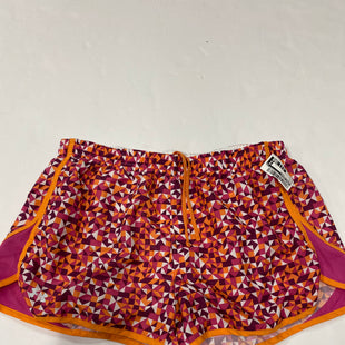 Primary Photo - BRAND: UNDER ARMOUR STYLE: ATHLETIC SHORTS COLOR: PINK SIZE: L SKU: 200-200199-8762