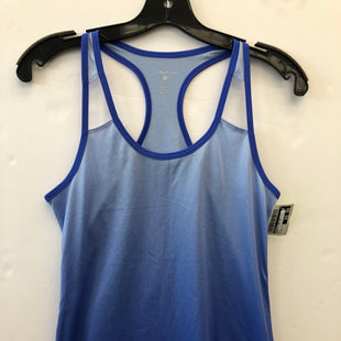 Primary Photo - BRAND: LAYER 8 STYLE: ATHLETIC TANK TOP COLOR: BLUE SIZE: S SKU: 200-200178-28008
