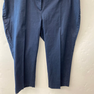 Primary Photo - BRAND: TALBOTS STYLE: CAPRIS COLOR: BLUE SIZE: 20 SKU: 200-200199-19594