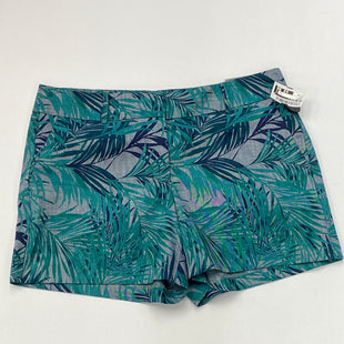 Primary Photo - BRAND: ANN TAYLOR O STYLE: SHORTS COLOR: GREEN SIZE: 10 SKU: 200-200199-9098