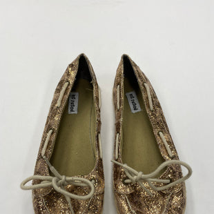 Primary Photo - BRAND: NOT RATED STYLE: SHOES FLATS COLOR: SPARKLES SIZE: 8.5 SKU: 200-200199-12332