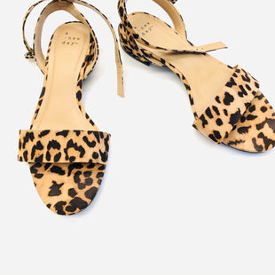 Primary Photo - BRAND: A NEW DAY STYLE: SANDALS LOW COLOR: ANIMAL PRINT SIZE: 6 SKU: 200-200204-1171