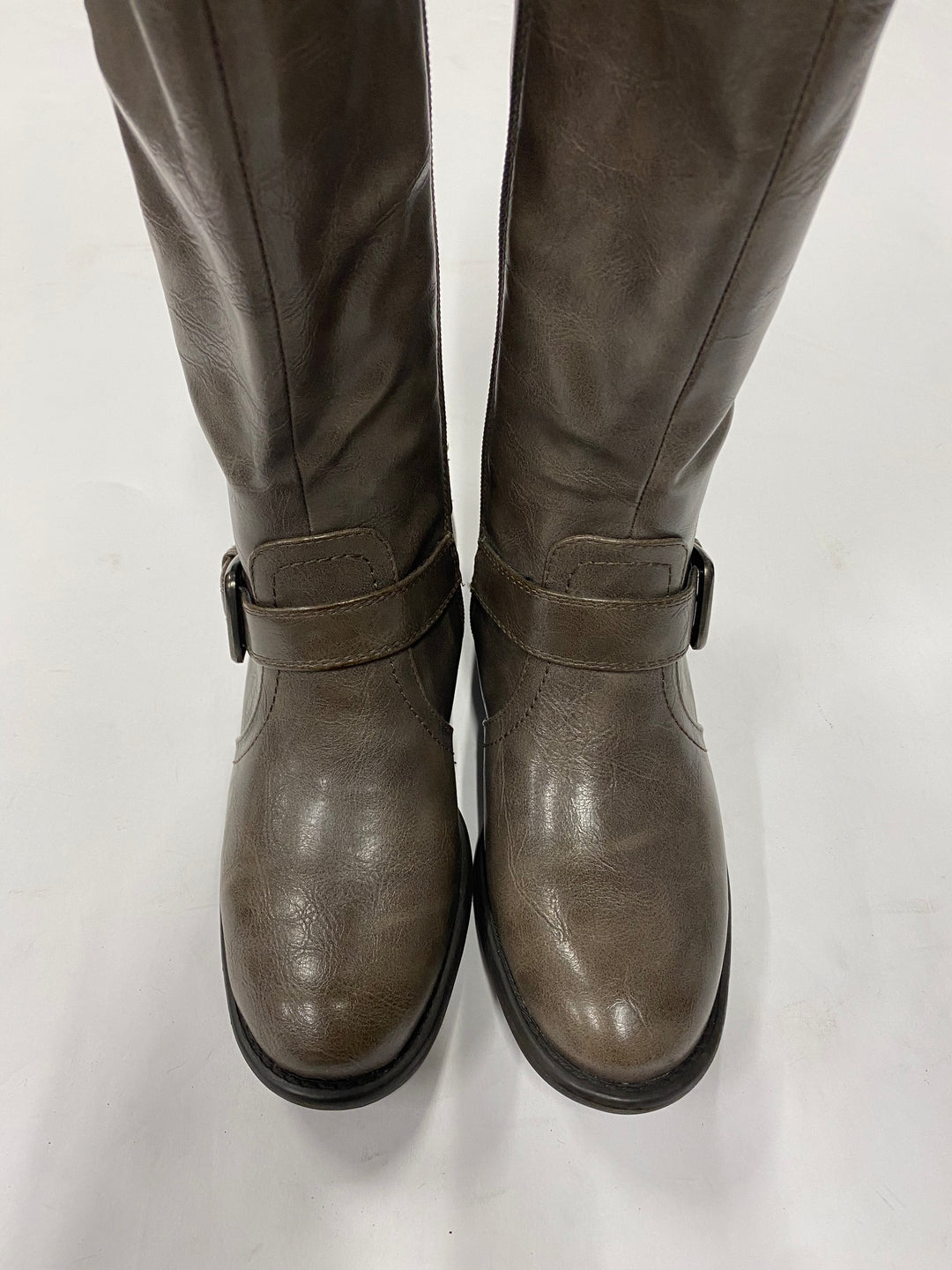 Photo #2 - BRAND:    CLOTHES MENTOR <BR>STYLE: BOOTS KNEE <BR>COLOR: BROWN <BR>SIZE: 6.5 <BR>SKU: 200-200199-11851