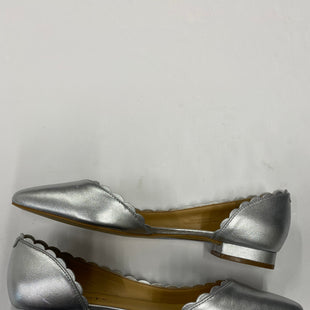 Photo #1 - BRAND: TALBOTS STYLE: SHOES FLATS COLOR: SILVER SIZE: 7.5 SKU: 200-200199-13149