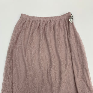 Primary Photo - BRAND: ANN TAYLOR LOFT OSTYLE: SKIRTCOLOR: DUSTY PINKSIZE: MSKU: 200-200199-3504