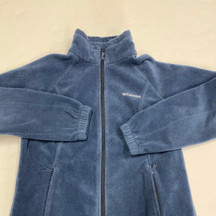 Primary Photo - BRAND: COLUMBIA STYLE: FLEECE COLOR: BLUE SIZE: M SKU: 200-200202-3050