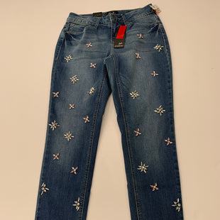 Primary Photo - BRAND: EARL JEAN STYLE: JEANS COLOR: DENIM SIZE: 4 SKU: 200-200199-17076