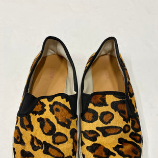 Primary Photo - BRAND: J CREW STYLE: SHOES FLATS COLOR: ANIMAL PRINT SIZE: 8 SKU: 200-200201-352