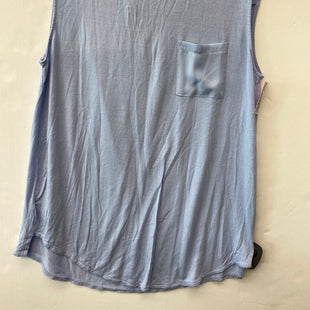 Primary Photo - BRAND: ANN TAYLOR LOFT STYLE: TOP SLEEVELESS COLOR: PERIWINKLE SIZE: L SKU: 200-200178-29887