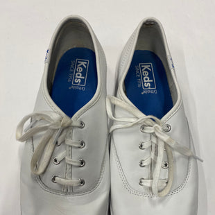 Primary Photo - BRAND: KEDS STYLE: SHOES ATHLETIC COLOR: WHITE SIZE: 10 SKU: 200-200178-16774