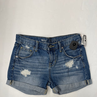 Primary Photo - BRAND: MOSSIMO STYLE: SHORTS COLOR: BLUE SIZE: 0 SKU: 200-200207-69