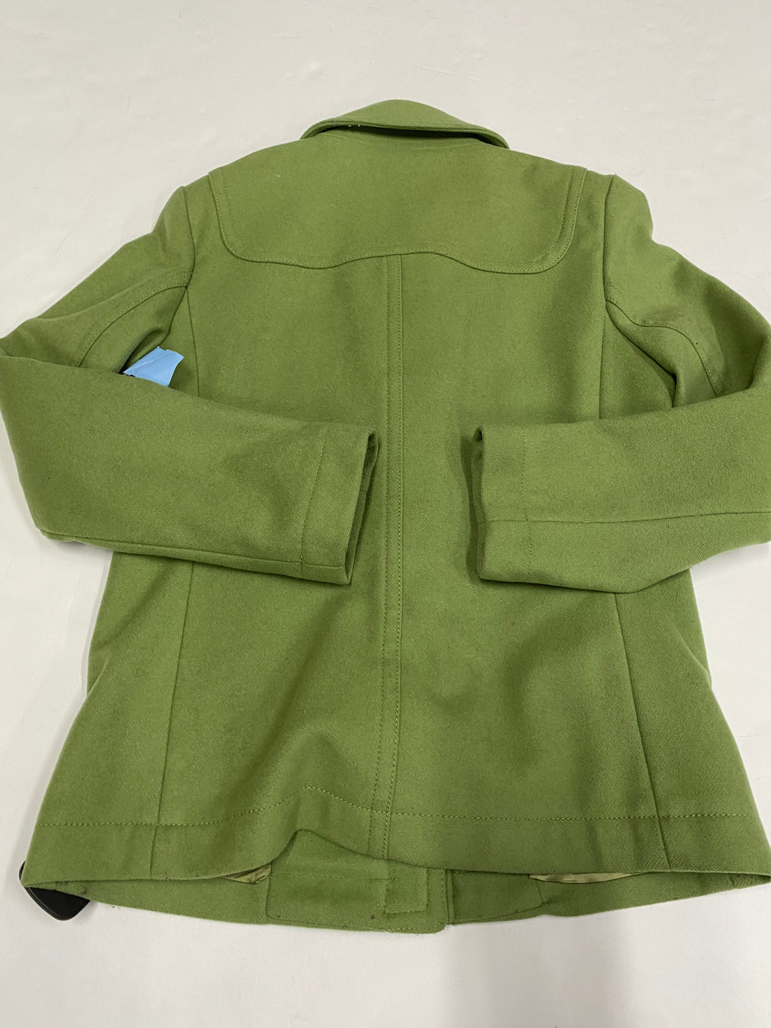 Photo #2 - BRAND: GAP <BR>STYLE: COAT SHORT <BR>COLOR: GREEN <BR>SIZE: S <BR>SKU: 200-200168-604