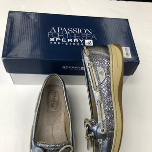 Primary Photo - BRAND: SPERRY STYLE: SHOES FLATS COLOR: SPARKLES SIZE: 6.5 SKU: 200-200199-13261