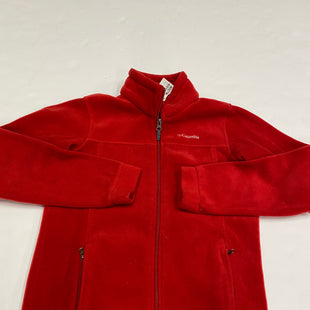 Primary Photo - BRAND: COLUMBIA STYLE: JACKET OUTDOOR COLOR: RED SIZE: L SKU: 200-200202-3703