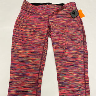 Primary Photo - BRAND: IDEOLOGY STYLE: ATHLETIC CAPRIS COLOR: PINK SIZE: M SKU: 200-200178-24572