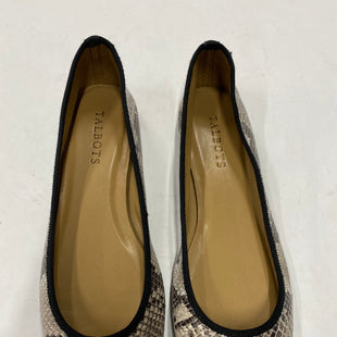 Primary Photo - BRAND: TALBOTS STYLE: SHOES FLATS COLOR: SNAKESKIN PRINT SIZE: 7 SKU: 200-200194-5473