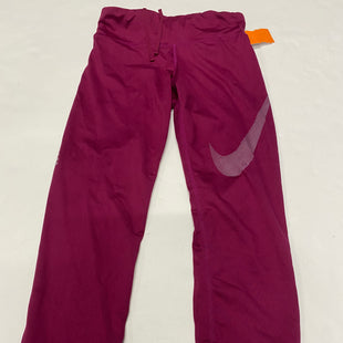 Primary Photo - BRAND: NIKE STYLE: ATHLETIC CAPRIS COLOR: PINK SIZE: XS SKU: 200-200199-14747