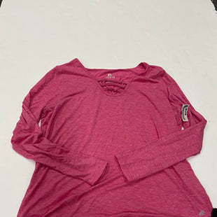 Primary Photo - BRAND:    CLOTHES MENTOR STYLE: ATHLETIC TOP COLOR: PINK SIZE: 2X SKU: 200-200199-10300
