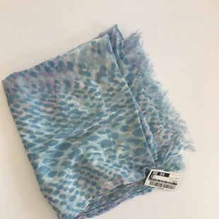 Primary Photo - BRAND:    CLOTHES MENTOR STYLE: SCARF COLOR: BLUE WHITE SKU: 200-200178-14210