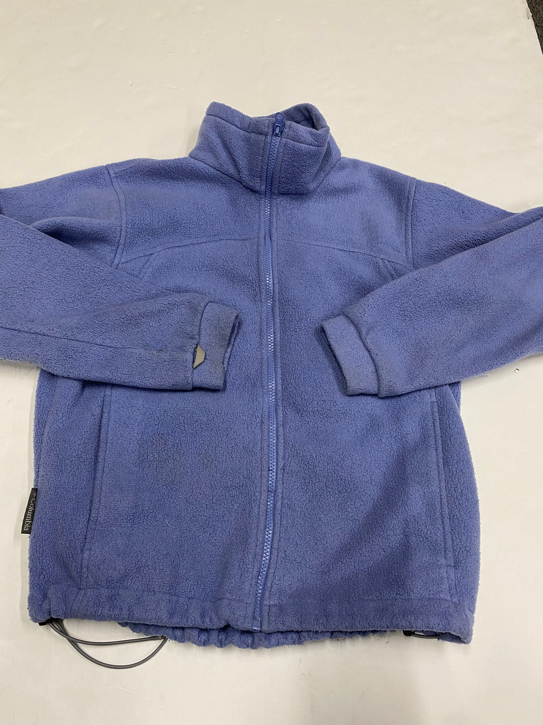 Primary Photo - BRAND: COLUMBIA <BR>STYLE: JACKET OUTDOOR <BR>COLOR: PURPLE <BR>SIZE: M <BR>SKU: 200-200178-23215