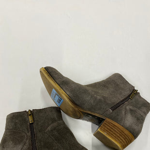 Primary Photo - BRAND: LUCKY BRAND STYLE: BOOTS ANKLE COLOR: BROWN SIZE: 6.5 SKU: 200-200202-3463