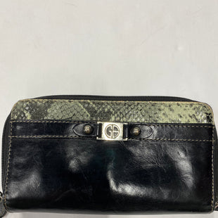 Primary Photo - BRAND: GIANI BERNINI STYLE: WALLET COLOR: BLACK SIZE: LARGE SKU: 200-20012-9204