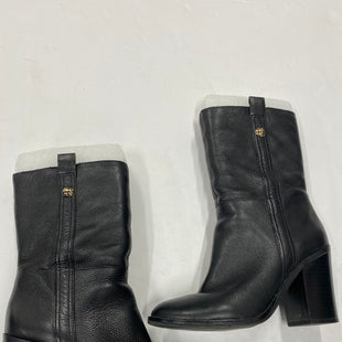 Photo #1 - BRAND: NINE WEST STYLE: BOOTS ANKLE COLOR: BLACK SIZE: 7 SKU: 200-200202-2934