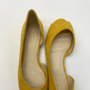 Primary Photo - BRAND: NINE WEST STYLE: SHOES FLATS COLOR: YELLOW SIZE: 8.5 SKU: 200-200192-6598