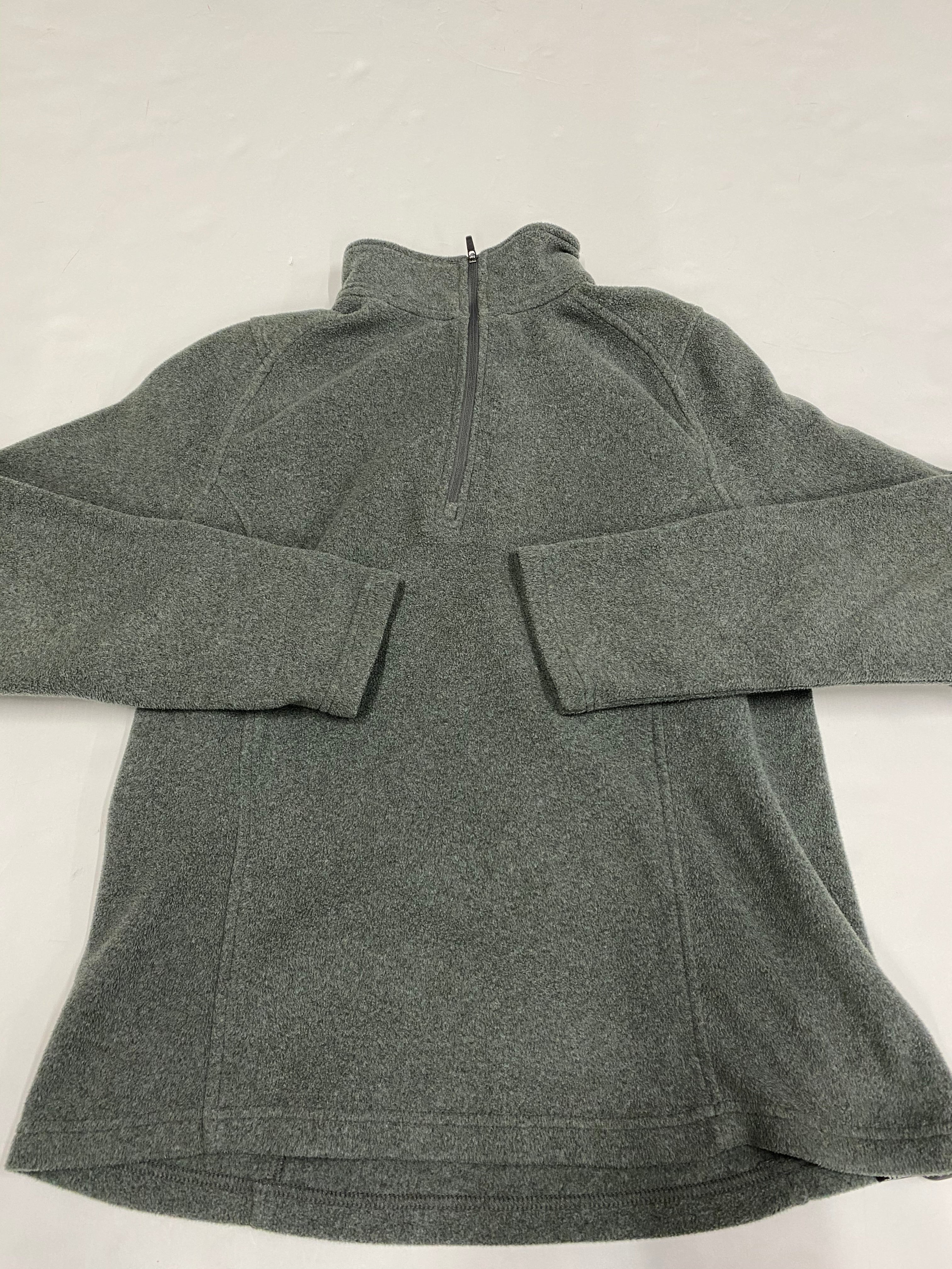 Primary Photo - BRAND: LANDS END <BR>STYLE: JACKET OUTDOOR <BR>COLOR: GREY <BR>SIZE: M <BR>SKU: 200-200199-13336