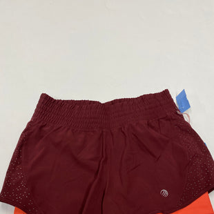 Primary Photo - BRAND: MPG STYLE: ATHLETIC SHORTS COLOR: MAROON SIZE: S SKU: 200-200202-3736