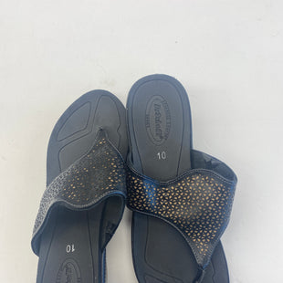 Primary Photo - BRAND: DR SCHOLLS STYLE: SANDALS LOW COLOR: BLACK SIZE: 10 SKU: 200-200178-18157