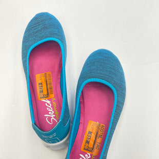 Primary Photo - BRAND: SKECHERS STYLE: SHOES FLATS COLOR: BLUE SIZE: 8.5 SKU: 200-200199-18758
