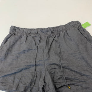 Primary Photo - BRAND: ELLEN TRACY STYLE: SHORTS COLOR: GREY SIZE: XXL SKU: 200-200199-18982
