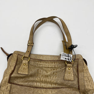 Primary Photo - BRAND: BRAHMIN STYLE: HANDBAG DESIGNER COLOR: TAN SIZE: LARGE OTHER INFO: PRICE AS IS SKU: 200-200178-29842