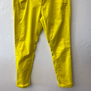 Primary Photo - BRAND: ANN TAYLOR LOFT STYLE: JEANS COLOR: YELLOW SIZE: 2 SKU: 200-200178-28168
