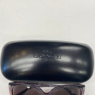 Primary Photo - BRAND: COACH STYLE: SUNGLASSES COLOR: SPARKLES SKU: 200-200178-23139