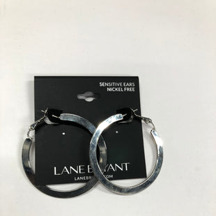 Primary Photo - BRAND: LANE BRYANT STYLE: EARRINGS COLOR: SILVER SKU: 200-200204-298