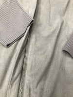 Photo #1 - BRAND: HALSTON <BR>STYLE: JACKET OUTDOOR <BR>COLOR: GREY <BR>SIZE: 1X <BR>OTHER INFO: 20 <BR>SKU: 200-200197-37066