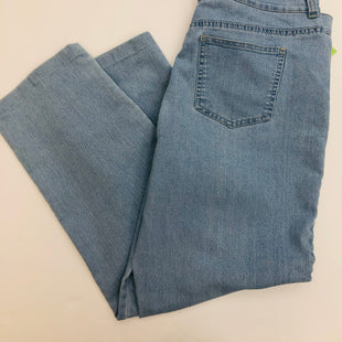 Primary Photo - BRAND: BASIC EDITIONS STYLE: JEANS COLOR: DENIM SIZE: 16 SKU: 200-200178-28586