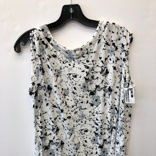 Primary Photo - BRAND: ROSE AND OLIVE STYLE: TOP SHORT SLEEVE COLOR: FLORAL SIZE: L SKU: 200-200178-28582