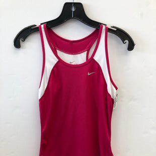 Primary Photo - BRAND: NIKE STYLE: ATHLETIC TANK TOP COLOR: PINK SIZE: XS SKU: 200-200204-1132