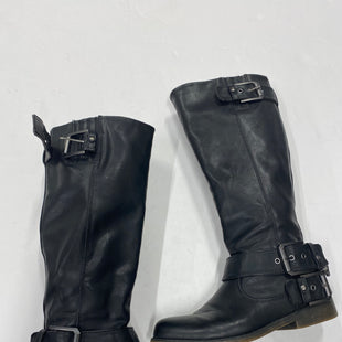 Photo #1 - BRAND:    CLOTHES MENTOR STYLE: BOOTS KNEE COLOR: BLACK SIZE: 7.5 SKU: 200-200199-10961