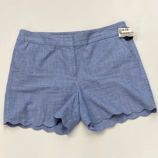 Primary Photo - BRAND: TALBOTS STYLE: SHORTS COLOR: DENIM SIZE: 8 SKU: 200-200178-29439